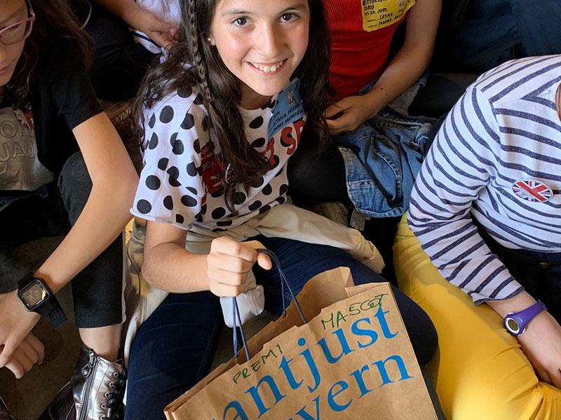 ENGLISH DAY I ENTREGA DE PREMIS