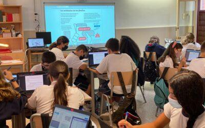 L'ús de les noves tecnologies a l'escola